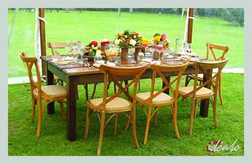 alquiler mobiliario para eventos