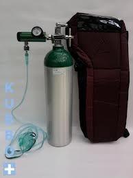 alquiler mochila oxigeno y venta nuevas