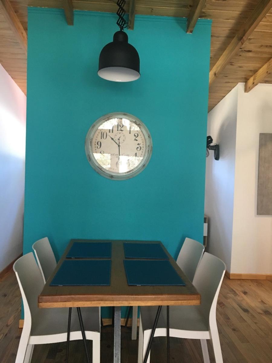 alquiler moderna casa mar azul