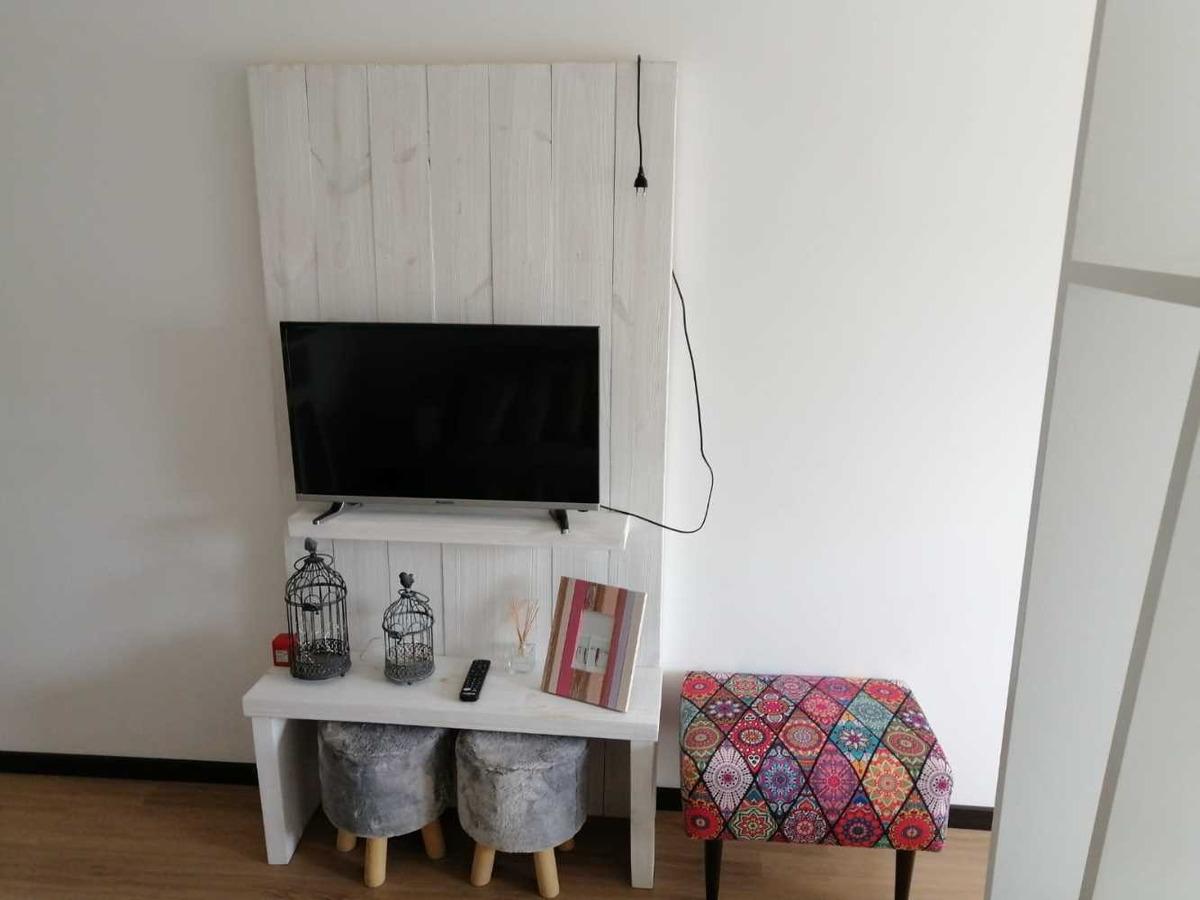 alquiler monoambiente con muebles pocitos