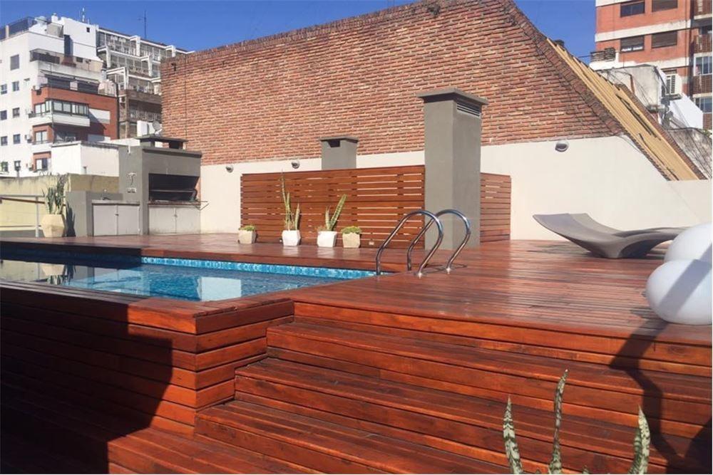 alquiler monoambiente en belgrano con amenities