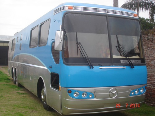 alquiler motor home full equipamiento.(incluye chofer)