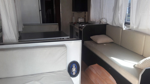 alquiler motorhome con chofer