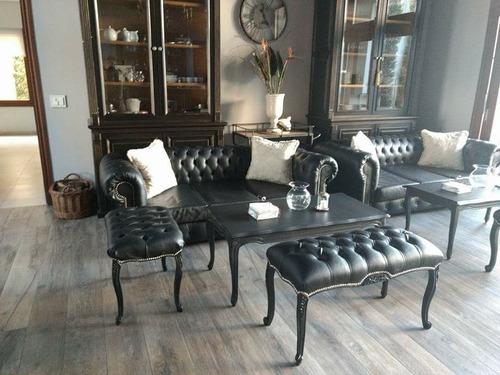 alquiler muebles estilo tiffany cristal blanca mesas espejo
