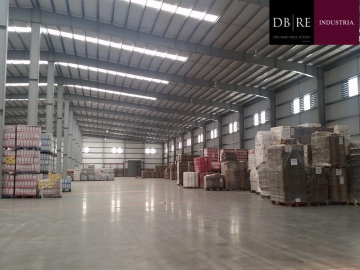 alquiler nave logistica 21.800 m2 - pilar
