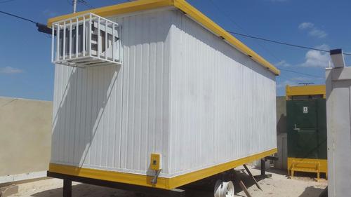 alquiler o venta de trailer de oficina