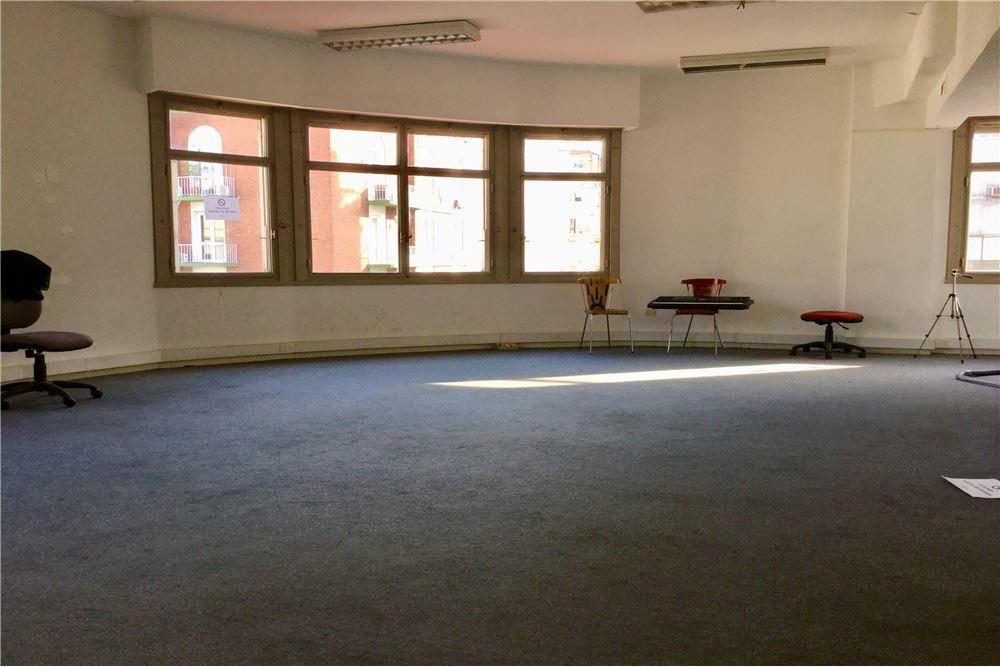 alquiler oficina 383 mts2 -  piso 6 y 7 todo luz