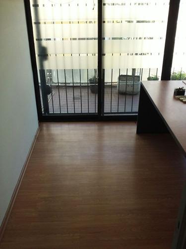 alquiler oficina barrio norte frente balcon sin expensas