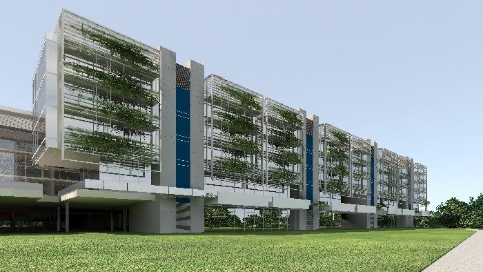 alquiler oficina de 80 m² en complejo alrío - vicente lopez
