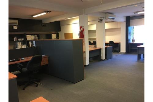 alqüiler oficina de 80 m2, cerca av sta fe sübte