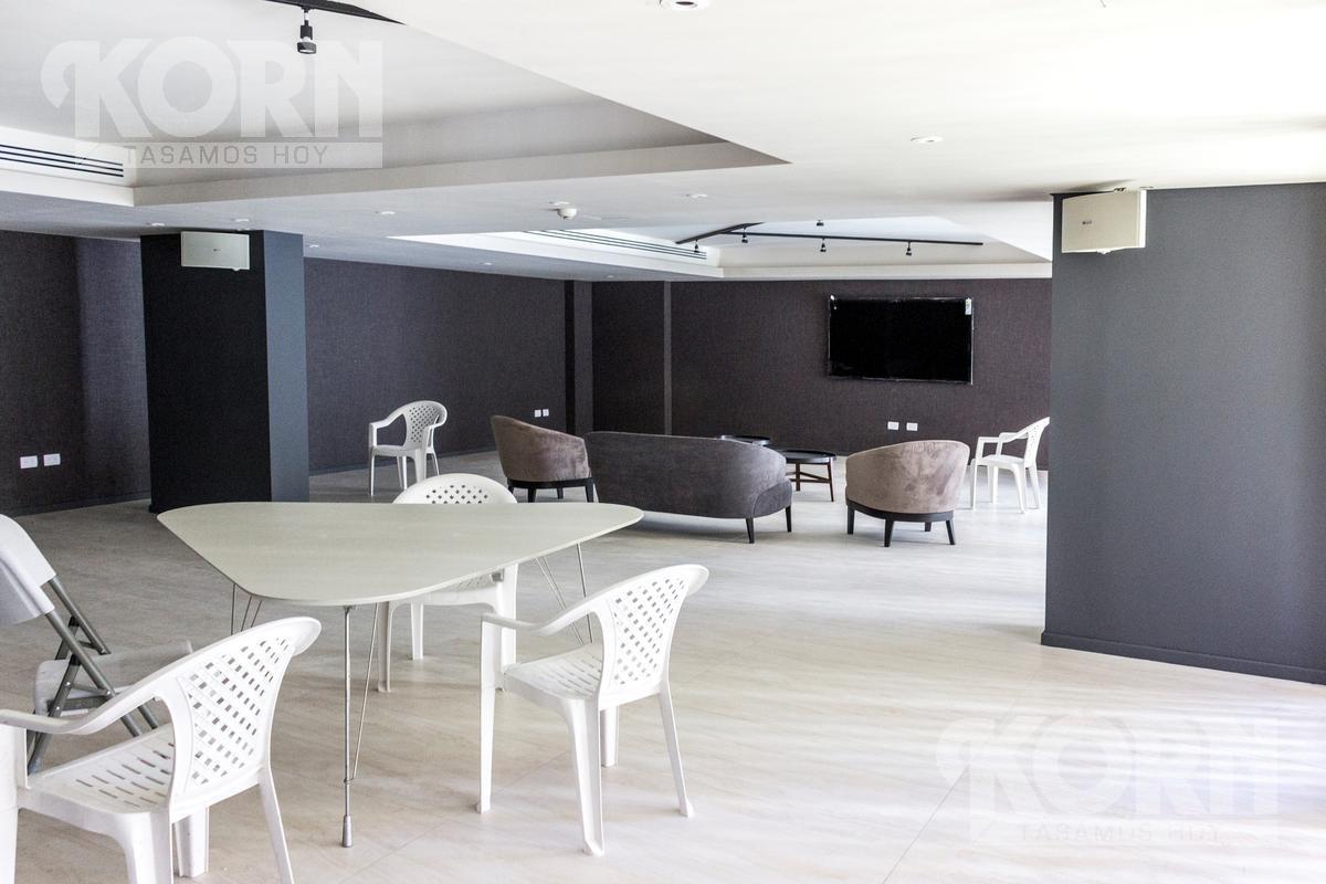 alquiler oficina de categoria aaa planta libre con cochera en belgrano