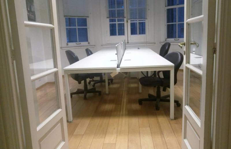 alquiler oficina divisiones - super elegante centro - capital
