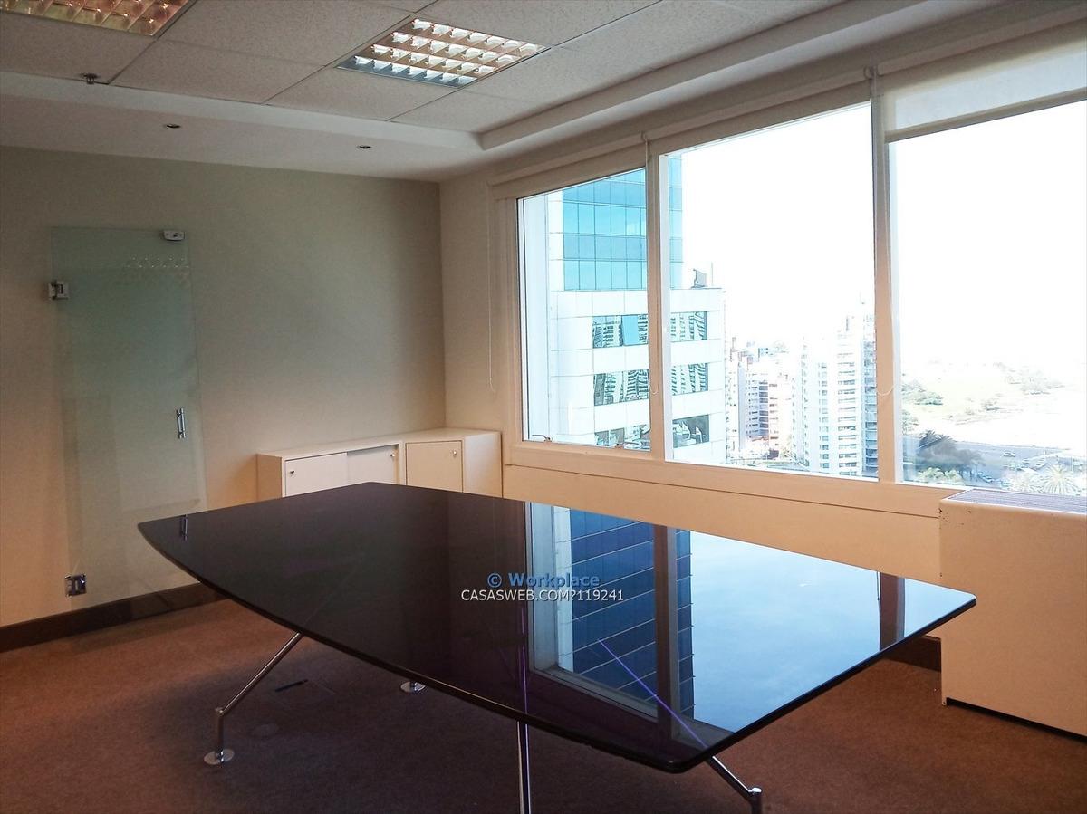 alquiler oficina en world trade center -wtc- pocitos nuevo