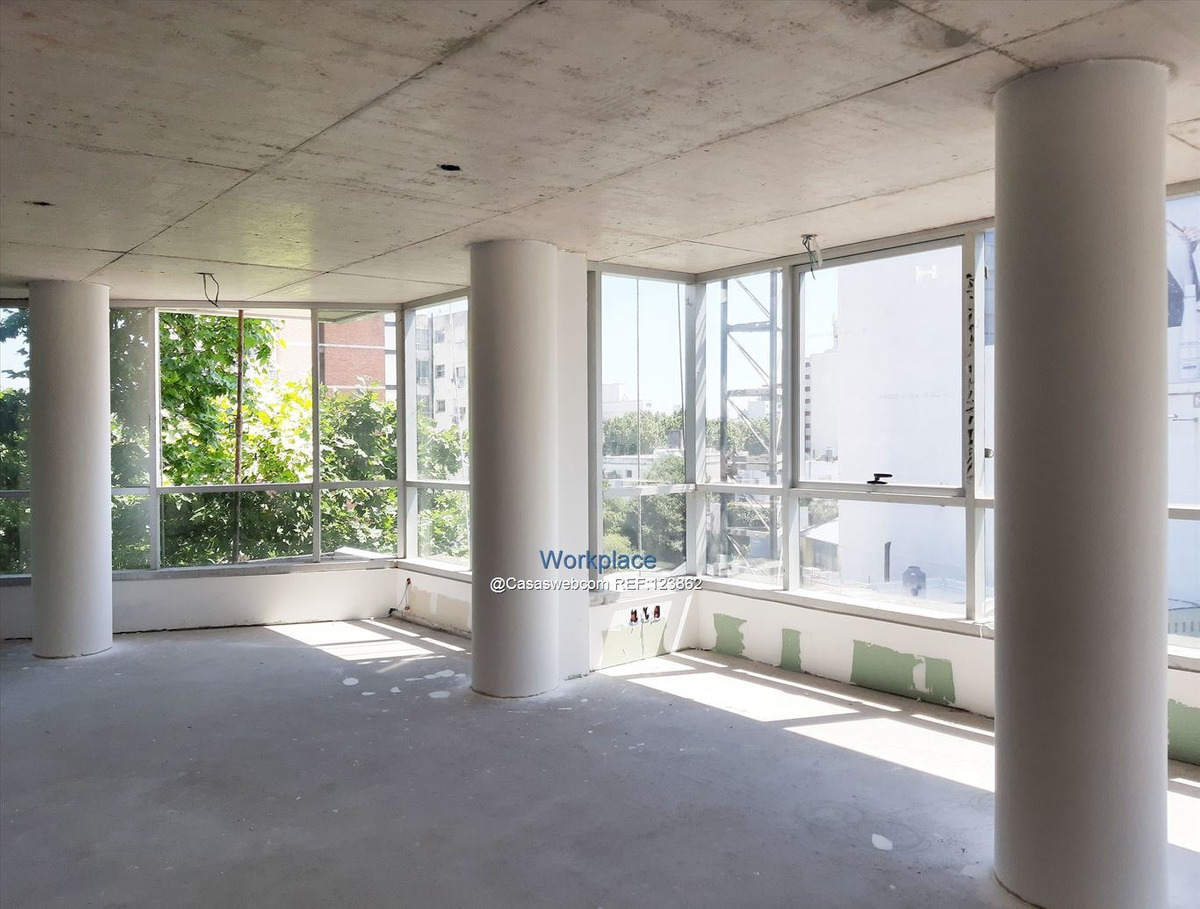 alquiler oficina - palermo - bulevar españa