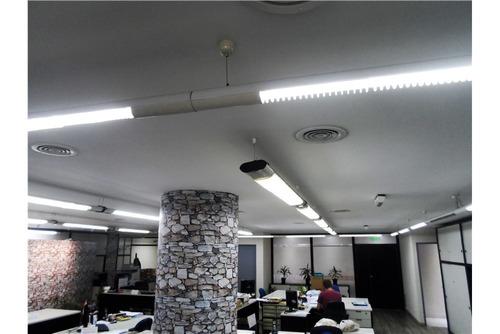 alquiler oficina pb 25 de mayo  500-300 m2-retiro