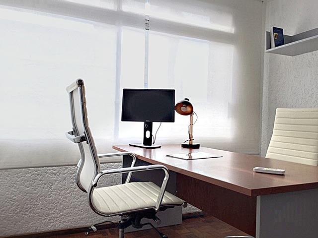 alquiler oficina por hora