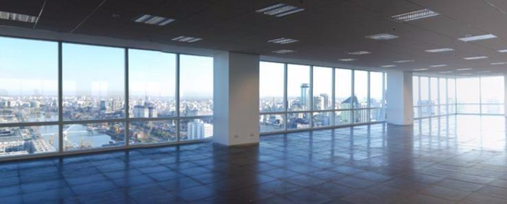 alquiler oficina pto madero - madero office -  varios pisos