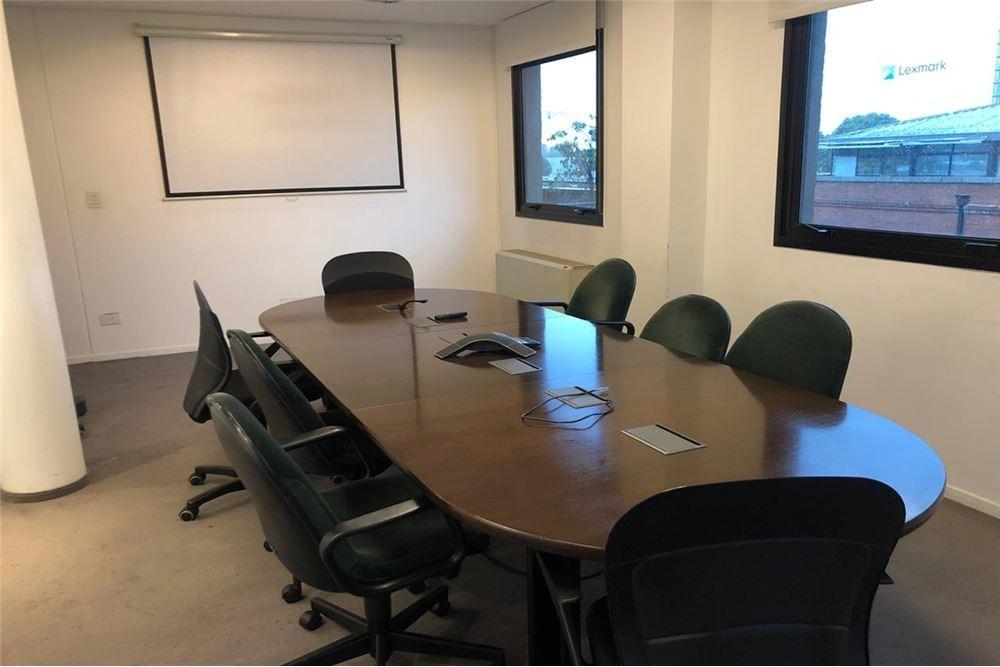 alquiler oficina puerto madero 800m² + 11 cocheras