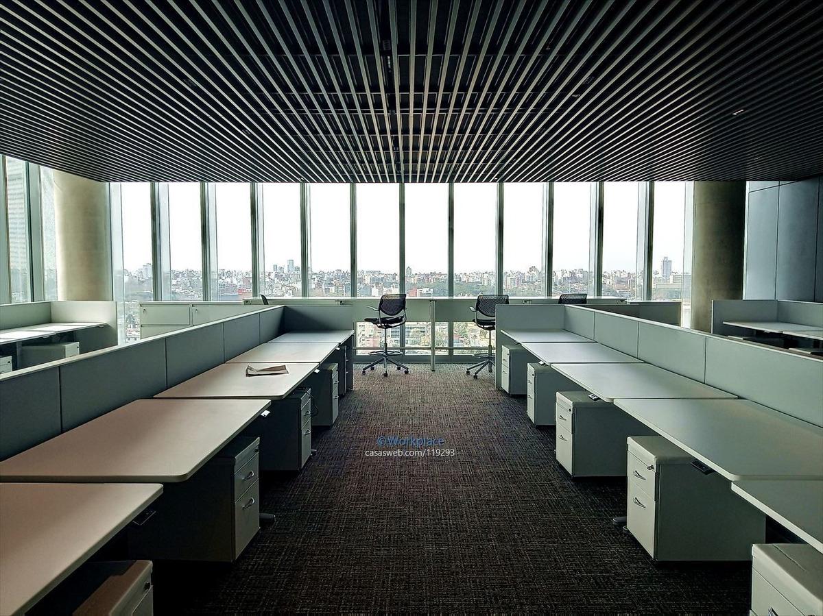 alquiler - oficina - rambla sur - centro - clase aaa+