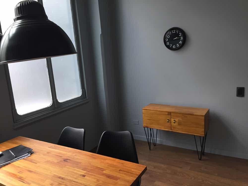 alquiler oficina temporal microcentro (coworking privado)