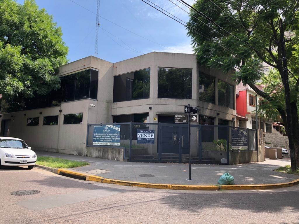 alquiler oficina vicente lopez prox general paz panamericana