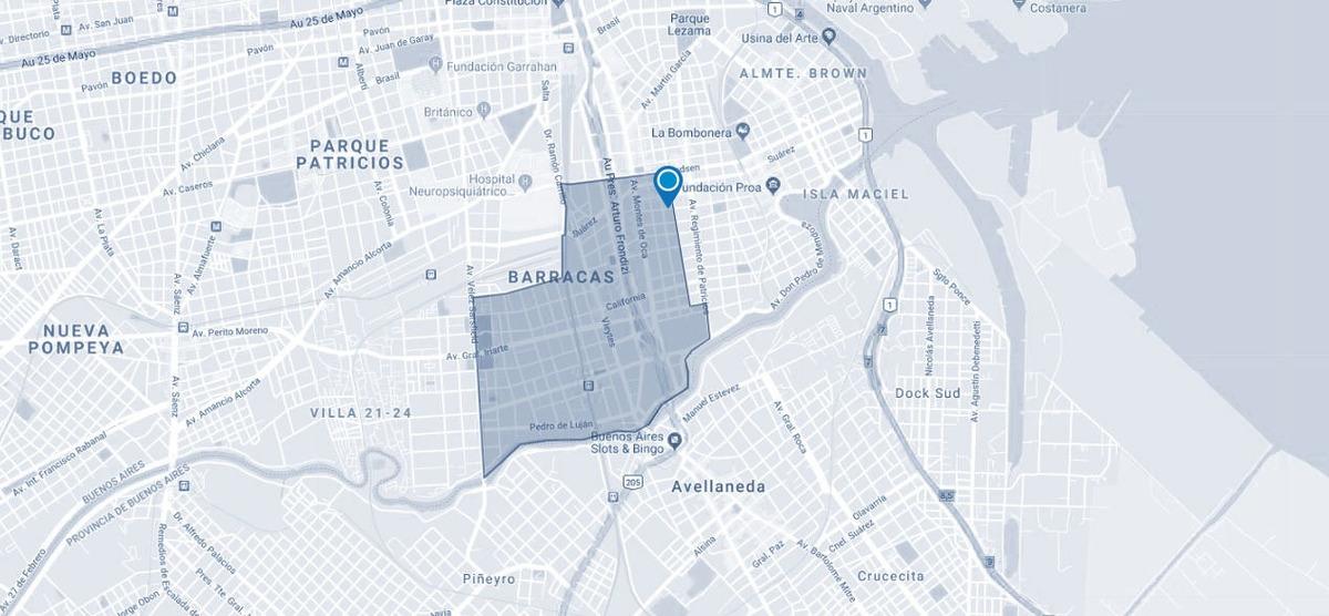 alquiler oficinas | alpargatas, azara 841, caba | 8° 702 m²