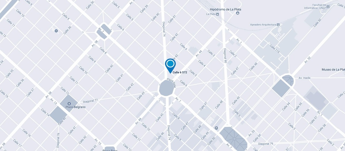 alquiler oficinas | calle 6, 572, la plata | 1.600 m²