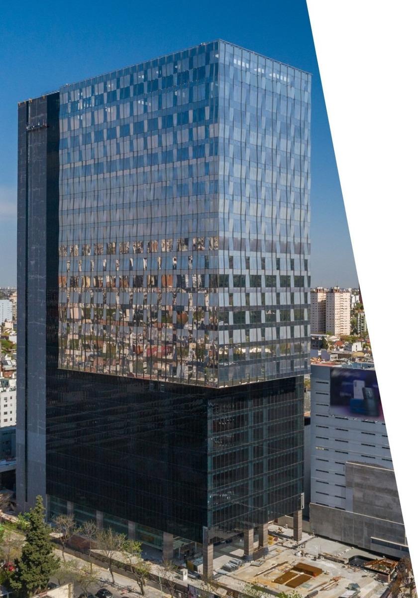 alquiler oficinas - centro empresarial lib. piso 4° - núñez
