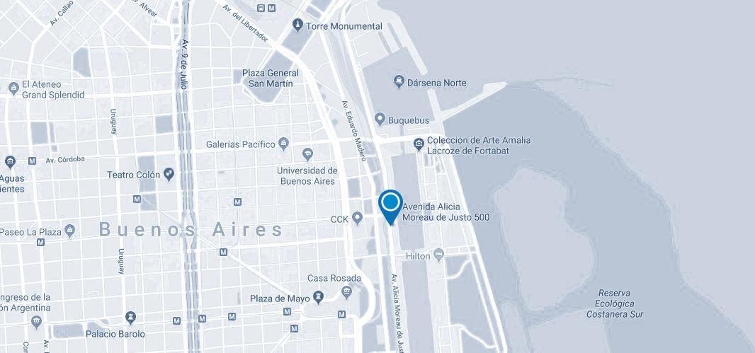 alquiler oficinas | city port, puerto madero | 908 m²