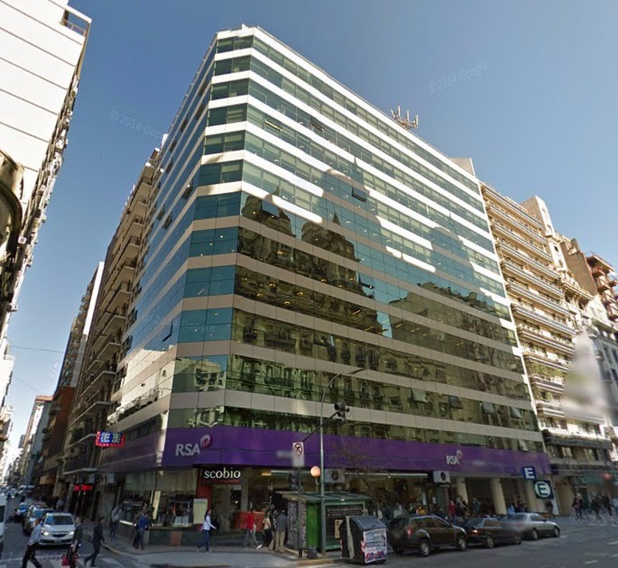 alquiler oficinas | córdoba 820, caba |  1860 m² - p4, p5