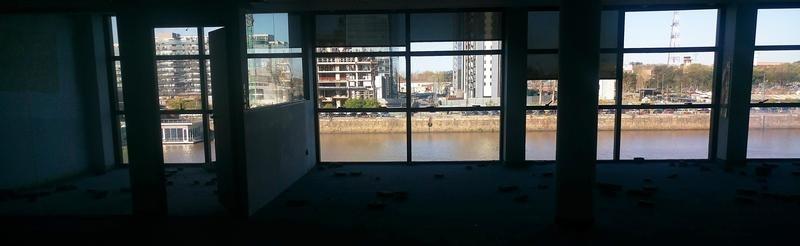 alquiler oficinas dock 18 - puerto madero - alicia m de justo 1930 1000m