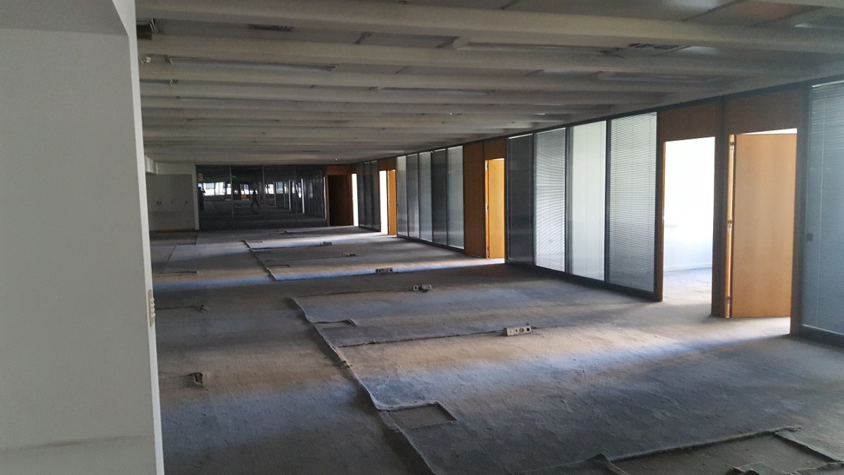 alquiler oficinas | edif. nuevo centro, alem 928 | 2473 m²