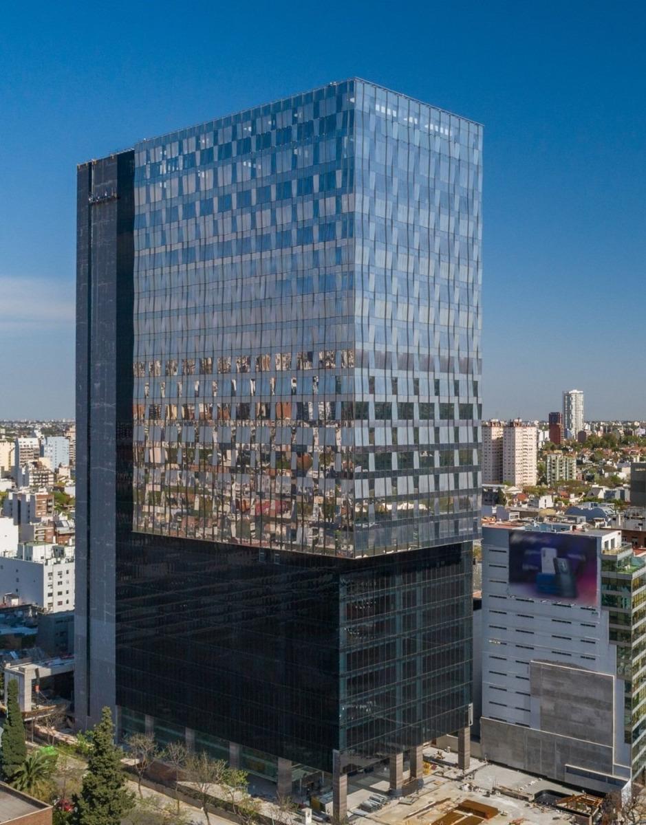 alquiler oficinas en centro empresarial lib. pisos 21° y 22°