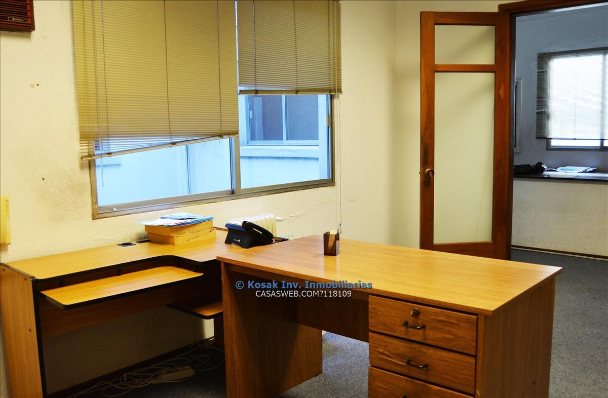 alquiler oficinas en edificio corporativo ciudad vieja