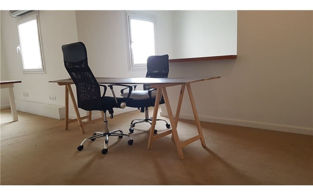 alquiler oficinas impecable estado frente hipodro