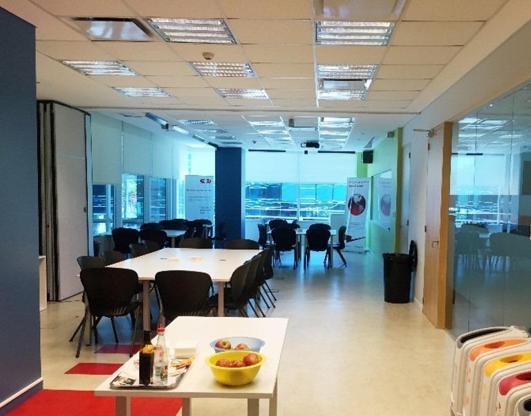alquiler oficinas - lumina thames