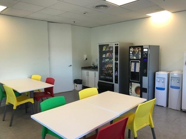 alquiler oficinas | madero riverside, caba | piso 5° sur