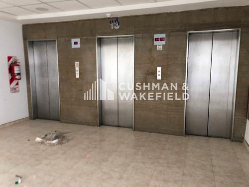 alquiler oficinas - microcentro, san martin 390, piso 9°