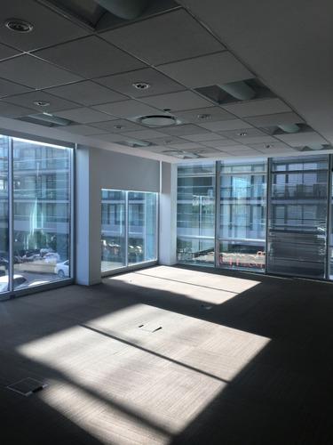 alquiler oficinas olga cossettini 1545-pto. madero 1°+2°+3°