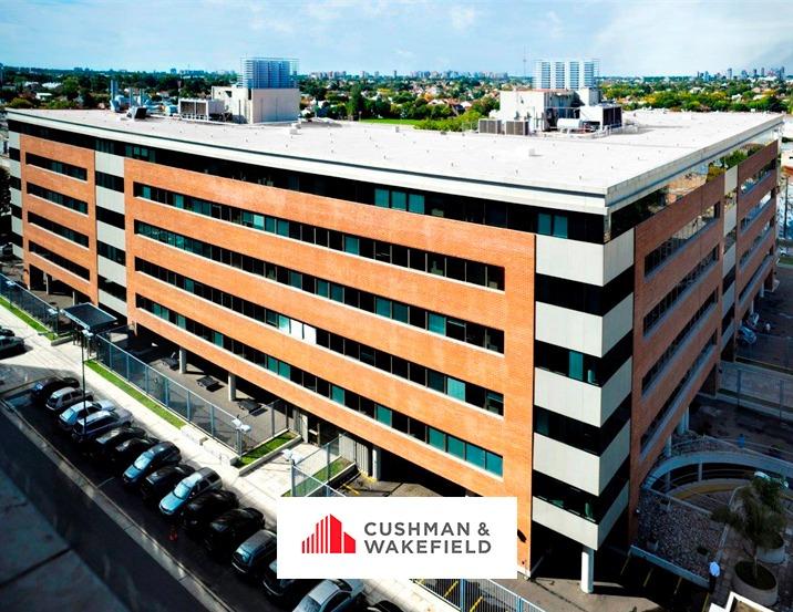 alquiler oficinas olivos building iii - pb