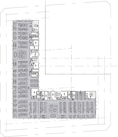 alquiler oficinas olivos building iii - piso 5°