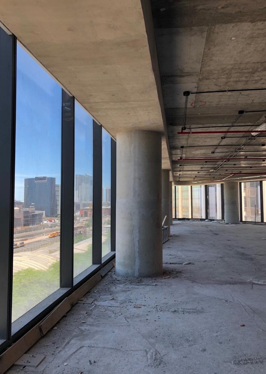 alquiler oficinas torre catalinas - piso bateria media