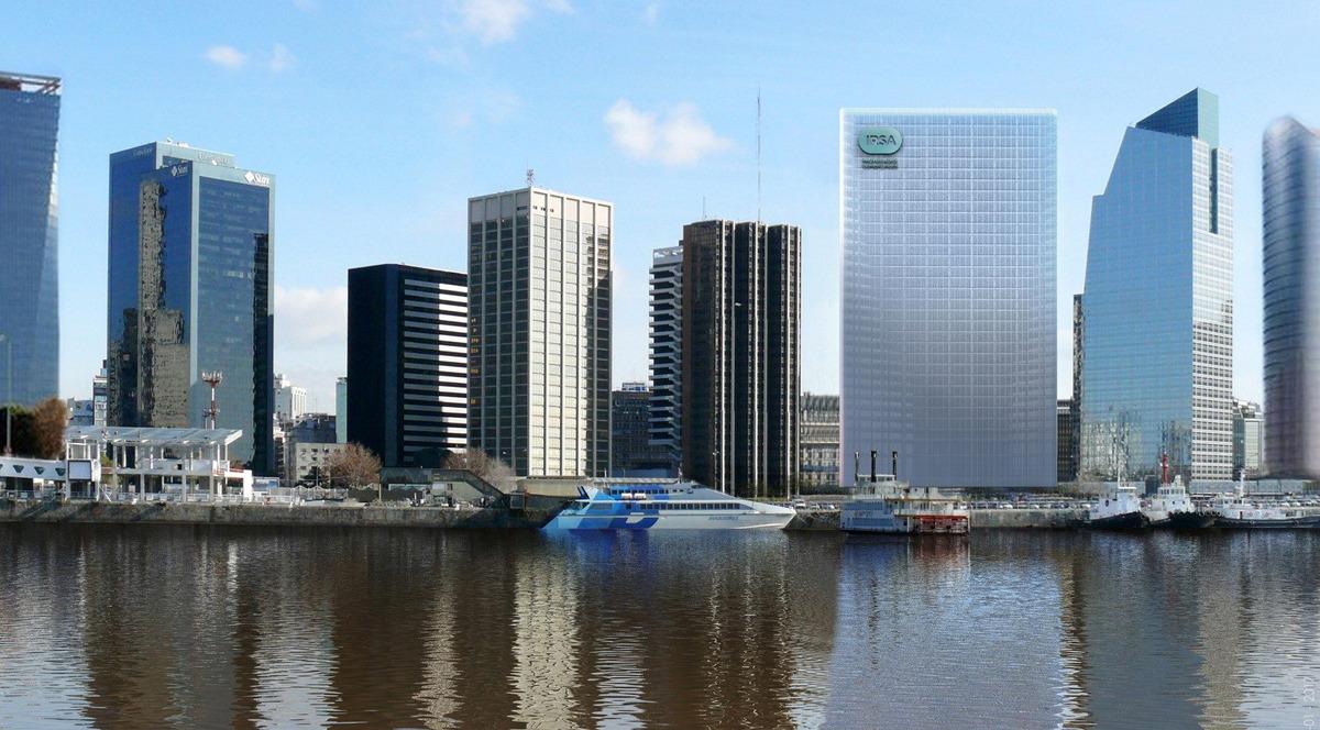 alquiler oficinas torre catalinas - pisos en bateria media
