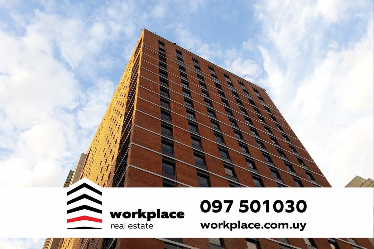 alquiler oficinas - victoria plaza  - ciudad vieja