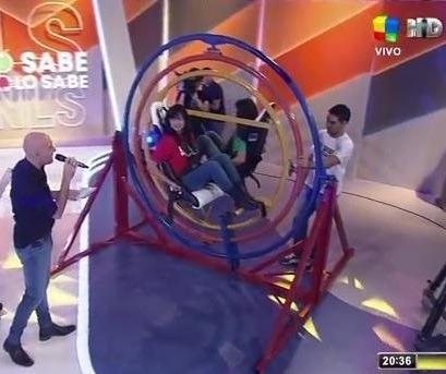 alquiler orbitron - giroscopio - samba - mega inflables!!