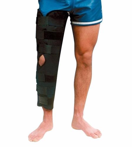 alquiler ortopedia inmovilizado rodilla bota muletas andador
