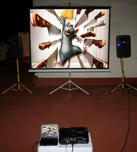 alquiler, pantallas gigantes, proyectores hd alquiler, cañon