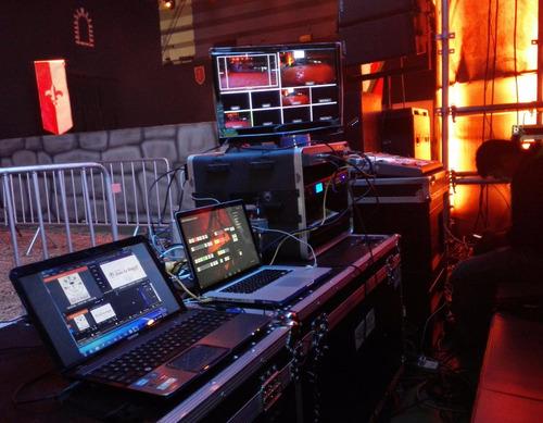 alquiler pantallas led p5 , luces , sonido , video profesio.