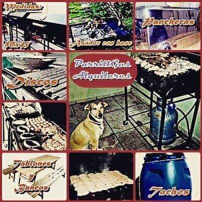 alquiler parrillas a gas-parrillas-horno pizeros-freidoras
