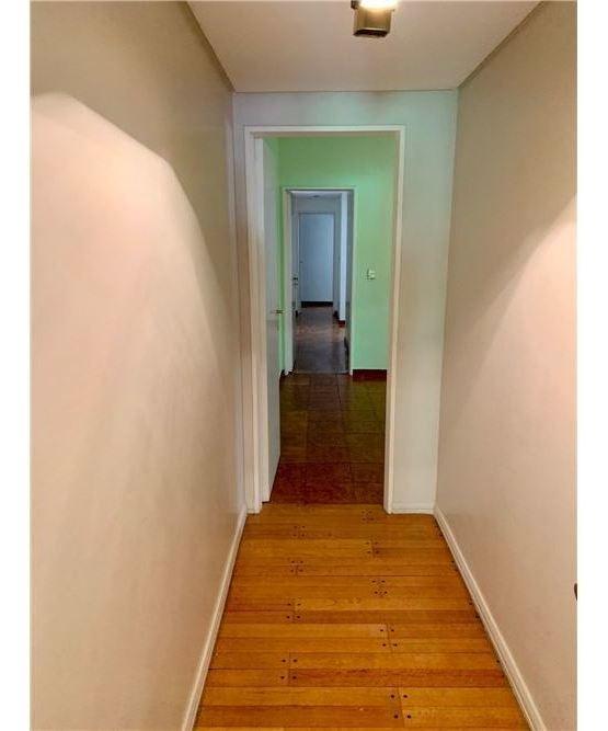 alquiler, piso, 3 dormitorios, cochera, palermo